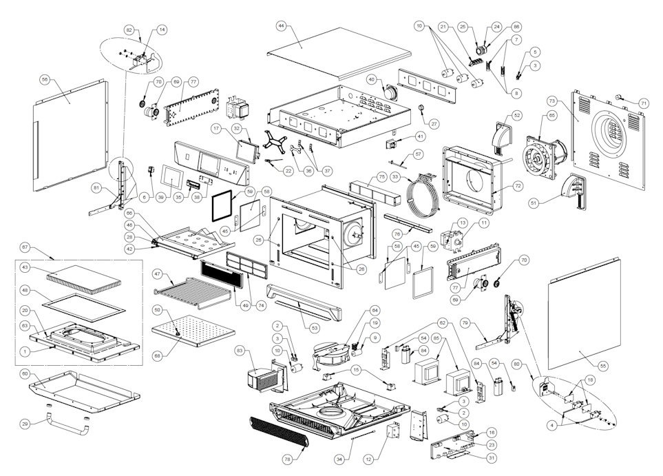 E4 Parts Diagram