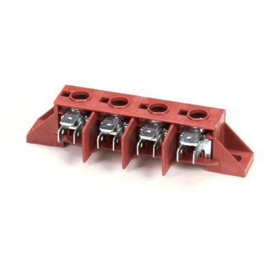 4 WAY MAINS TERMINAL BLOCK