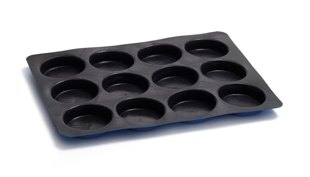 12x NON-STICK MOULD